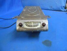 Vintage Philco UN6 100 Car Radio 6V WORKS Rod Ford Chevy 1949 1950 accessory