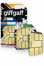 Giffgaff SIM Card *Special Offer* £5 Free Credit Upon Activation - Nano Micro