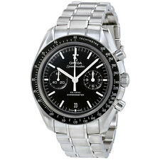 Omega Speedmaster Moon Black Dial Stainless Steel Mens Watch 311.30.44.51.01.002