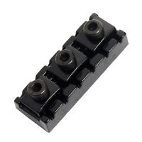 Electric Guitar Locking Nut for Tremolo Bridge Guitar 43 mm with Allen Wrench