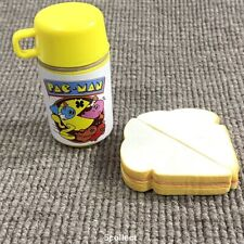 American Girl Courtney's school Pac Man lunch Thermos & Cheese Sandwich For Doll