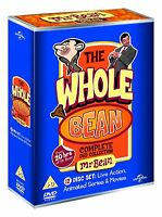 MR BEAN COMPLETE WHOLE COLLECTION LIVE ACTION ULTIMATE HOLIDAY DVD UK NEW R2