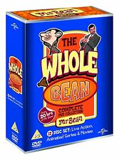 MR BEAN COMPLETE DVD BOX SET 12 DISCS CARTOON + LIVE Series Movies Films UK NEW