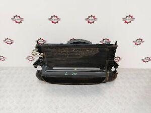 2008 VOLVO C70 MK2 2.4 D5 DIESEL MANUAL RADIATOR RAD PACK COOLING FAN 31261990