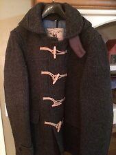 NWOT Original Montgomery Men's Toggle Coat - Made in England