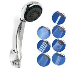 7 Mode High Pressure Shower Head Handheld 7 Functions Bathroom Water Saving Tool