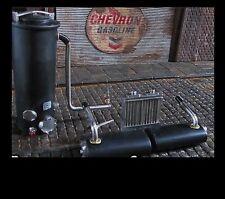 Kit Imbert madera carburador kit F. WWII Opel Blitz RC tanques accesorios 1/16