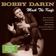 Bobby Darin - Mack The Knife [Best Of / Greatest Hits] 2CD NEW/SEALED