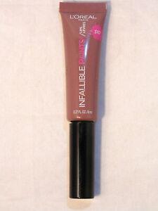L'Oreal Paris Infallible Paints Lips Color Taupeless #310 0.27 FL OZ Makeup