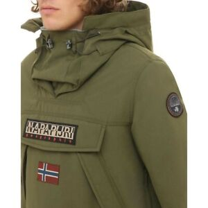 Genuine Napapijri Skidoo 2 Jacket Mens Waterproof - Large New Tags - RRP:- £415