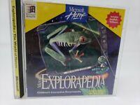 Explorapedia World of Nature CD Rom Game Microsoft Windows 95