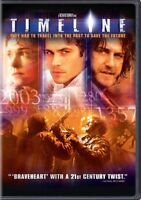 Timeline [New DVD] Ac-3/Dolby Digital, Dolby, Widescreen