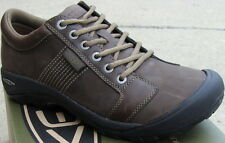 Keen Men's Austin Shoe - Chocolate Brown - 9.5