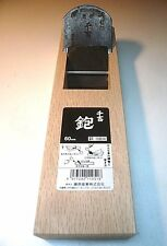 Senkichi 60mm Japanese KANNA Wood Block Hand Plane Carpenter's Tool Japan F/S