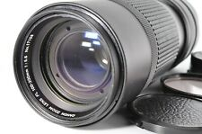 CANON ZOOM LENS FL 100-200mm 5.6 [*Near Mint*] from JAPAN