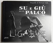 """Michele Stallo: Luciano Ligabue """"Su e giù da un palco"""" (Pagine 88) 1997"""