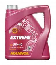 4 L  MANNOL SAE 5W-40 Extreme Motoröl