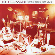 Inti-Illimani : Antologia En Vivo CD