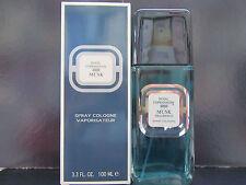 Royal Copenhagen Musk For Men 3.3 oz Cologne / Eau de Cologne Spray