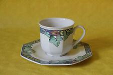Villeroy und Boch Pasadena Kaffeetasse mit Untertasse Tasse Untere Gedeck