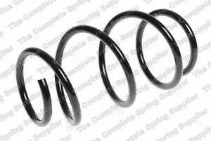 Front Coil Springs SET OF 2 for Fiat Panda