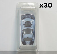30 x Premium Loose Blister Cases for Matchbox Hotwheels Vehicles & Cars