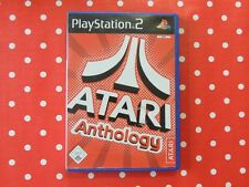 Atari Anthology Playstation 2 PS2 in OVP mit Anleitung
