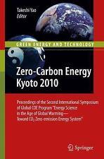 Zero-Carbon Energy Kyoto 2010 : Proceedings of the Second International...