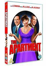 THE APARTMENT (1960 Jack Lemmon) - DVD - REGION 2 UK