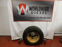 Firestone Transforce HT Tire. LT215/85R16. Tread: 3/32. Good Used Part