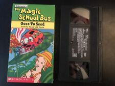 Magic School Bus, The - Goes to Seed (VHS, 2000)
