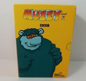 Early Advantage Muzzy BBC Multilingual Language Course Complete DVD/CD Set
