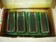 Lumex LCM-S01602DSF/A LCD Display Module 16X2 Character 1602D/A Box of 4
