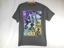 Jimi Hendrix T Shirt SM Zion Gray