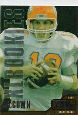 Josh McCown 2002 Upper Deck XL Rookie Card RC #581