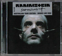 Rammstein – Sehnsucht - Double CD Ultrarare Limited Edition - 2001 EX-