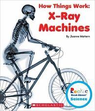 X-RAY MACHINES - MATTERN, JOANNE - NEW BOOK