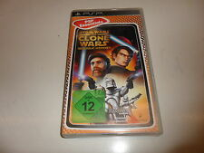 PlayStation Portable PSP  Star Wars - The Clone Wars: Republic Heroes