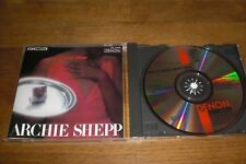 Archie Shepp - Tray Of Silver Japan CD