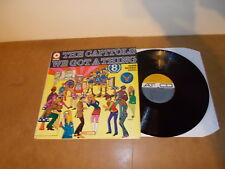 LP VINYL - THE CAPITOLS - WE GOT A THING - ATCO 33-201 -  USA