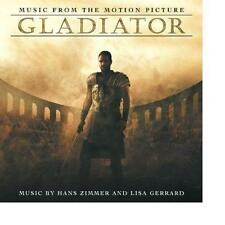 GLADIATOR OST / SOUNDTRACK : Hans Zimmer & Lisa Gerrard (Dead Can Dance)