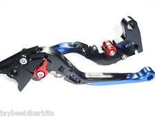 TRIUMPH DAYTONA 955i 600 650 SPRINT BRAKE CLUTCH FOLDING EXTENDING LEVERS R13B4