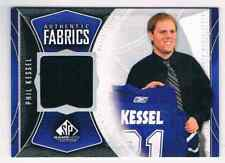 2009-10 SP GAME USED AUTHENTIC FABRICS PHIL KESSEL JERSEY 1 COLOR CS TORONTO