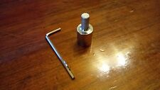 "STAINED GLASS TOOLS /1x1/4"" GLASS GRINDER HEAD, FOR GLASS, STONE ,CERAMICS"