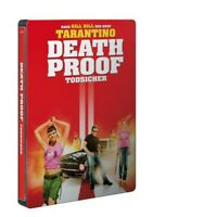 QUENTIN TARANTINO - QUENTIN TARANTINOS DEATH PROOF-TODSICHER  DVD NEUF