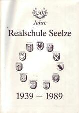 50 Jahre Realschule Seelze 1939-1989