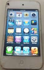 Apple iPod Touch 4th Generation white 8 Gb Fair Condition