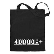IV00000+ km Kilometerzähler Baumwolltasche Stoffbeutel Umhängetasche Langer Henk