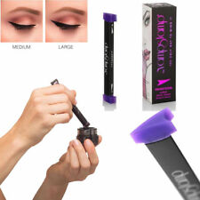 Easy to Makeup Vamp Stamp Cat Eye Wing Eyeliner Stamp Tool 1 Second Makeup M