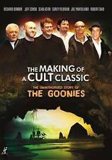 The Making of a Cult Classic: The Unauthorized Story of The Goonies (DVD, 2014)